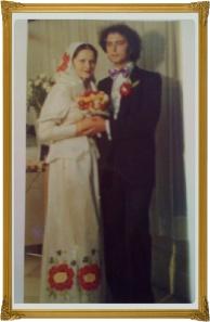 foto nunta framed