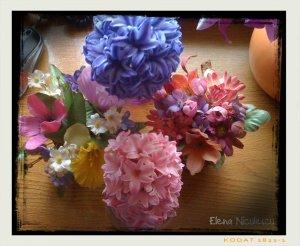 aranj floral 12 kodat